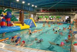Asba cierra la piscina municipal, por parada técnica, en pleno mes de agosto
