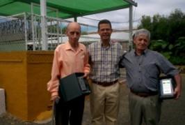 El PP se suma al homenaje de dos agricultores locales