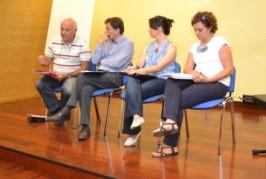 El alcalde se reunió con los hosteleros para dinamizar el sector