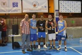 Clausura de la XV edición del Torneo Basket 3×3