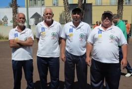 El «Lomitos de Correa» de Bola Canaria obtuvo un meritorio tercer puesto en la Copa Presidente