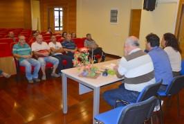 Clausura del Curso de Hortofruticultura impartido en Valsequillo