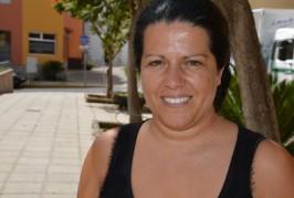 Fabiola Calderín Navarro,  Concejala de Gobernación, Fomento y Personal de Valsequillo