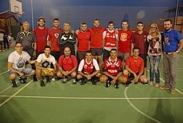 """I Torneo de Fútbol Sala  El Rincón """"Yonay Peñate Navarro"""""""