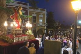 Valsequillo celebró el Sábado 20 de Septiembre la Romería Ofrenda en honor a San Miguel Arcángel