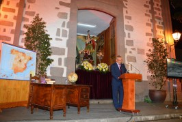 Un emotivo pregón inicia las fiestas de San Miguel 2014