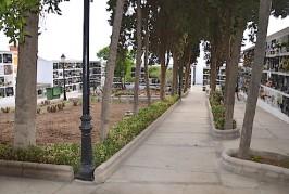 El cementerio de Valsequillo amplía su horario con motivo del Día de Los Difuntos