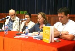 Presentación de las Crónicas de Canarias Nº 9 Academia Canaria de la Lengua. Toponimia y Actividades.