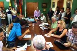 El Ayuntamiento de Valsequillo vota en el pleno municipal la resolución del contrato de FCC