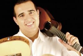 El timplista Yone Rodríguez actuará en Valsequillo en «La Noche del Vino»
