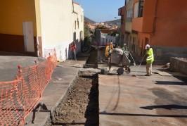 Ya está en marcha el proyecto para la dotación de una red de Pluviales en Mirabala y la mejora en la Red de Saneamientos en El Perolete