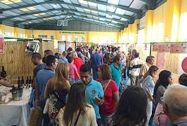 Más de 18.000 personas asistieron a la V Feria Regional del Vino, Queso y Miel en Valsequillo