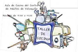 «Taller de Cocina» para jóvenes a partir del 13 de Noviembre.