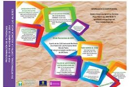 Valsequillo se une al Día Internacional contra la violencia hacia las mujeres