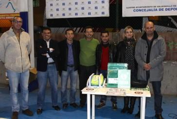 El Proyecto «Valsequillo Pulseras Salvavidas» hizo entrega del desfibrilador el pasado jueves 4 de noviembre.