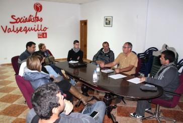 El PSOE de Valsequillo organizó una asamblea abierta a los ciudadanos sobre «Desarrollo Local» el pasado jueves 4 de noviembre.