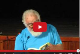 Presentación del libro «El Vuelo de un Canario con el Cóndor» de Pedro Vera.