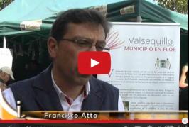 VII Feria Empresarial de Valsequillo celebrada el pasado domingo 21 de diciembre.
