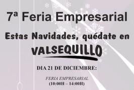 Valsequillo celebra su VII Feria Empresarial