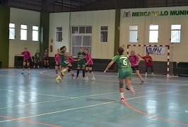 Nueva concentración de las selecciones canarias de balonmano en Valsequillo