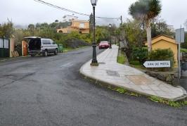 Valsequillo comienza con el plan de mejoras de las vías del municipio