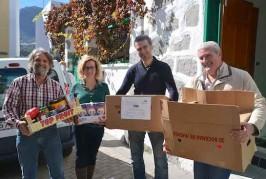 Asamblea Valsequillera pone en marcha la «IV Semana Valsequillo solidario»