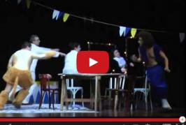 Hoy se representa la obra de teatro «Pachachos» de la compañía Timbiriqui en el teatro municipal.