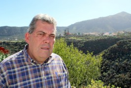 ENTREVISTA: Gregorio Peñate Peñate,  Concejal de Servicios Básicos, Seguridad, Tráfico y Festejos de Valsequillo