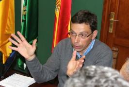 «Los datos de la mejora económica son incontestables en relación al desastre heredado del pacto ASAVA-PP» Francisco Atta (Alcalde)
