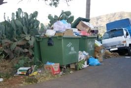 El Ayuntamiento de Valsequillo asumirá el servicio de limpieza y recogida de basura
