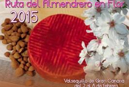 Consulte el programa de la Ruta del Almendrero en Flor 2015 en Valsequillo
