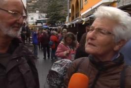 Día del Turista y Pregón de las fiestas del Almendrero en Tenteniguada.
