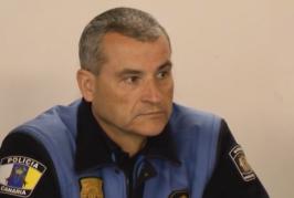 Presentación del nuevo jefe de la Policía Local de Valsequillo.