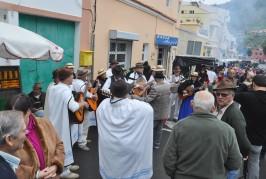 Nuevo éxito de participación en Tenteniguada en el «Día del Turista» dentro de las Fiestas del Almendrero en Flor 2015