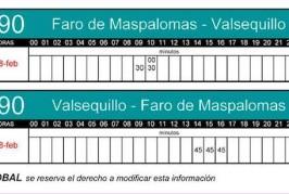 Global refuerza su servicio con Valsequillo para cubrir el Almendrero en Flor 2015