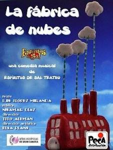 La fábrica de Nubes Teatro Infantil w
