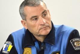 Octavio Santana es el nuevo jefe de la Policía Local de Valsequillo