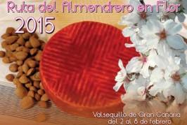 Valsequillo celebra este fin de semana la Ruta del Almendrero en Flor 2015