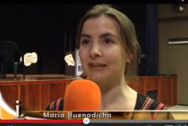 Cuentacuentos por la Igualdad con María Buendicha en Valsequillo.
