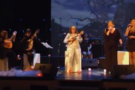 Presentación del disco «Punto de Partida» de Laura Martel en el Teatro Guiniguada en Las Palmas de Gran Canaria.
