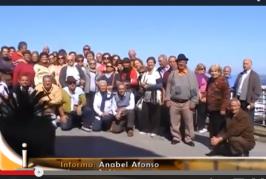 Salida del Viaje de Mayores a Andalucía.