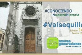 Nueva Generaciones del PP invita a conocer la historia de Valsequillo