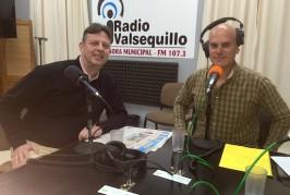 Entrevista a nuestro periódico en el programa «Detrás de la Luna» de Radio Valsequillo