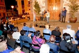 Con el Encuentro de Verseadores arranca el Memorial Nanino Díaz Cutillas en Valsequillo