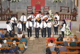 Los Ranchos de Ánimas homenajean a Nanino en Valsequillo