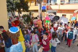 Más de 200 niños participaron en el X Foro Insular de la Infancia en Valsequillo
