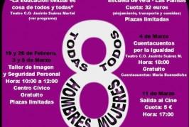 Valsequillo celebra el Día Internacional de la Mujer
