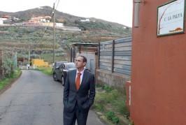 El Cabildo asfalta varias vías del municipio de Valsequillo
