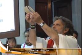 Actos religiosos de Semana Santa en Valsequillo.