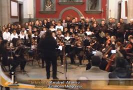 Concierto de Música Sacra por las Escuelas Artísticas Municipales de Valsequillo.